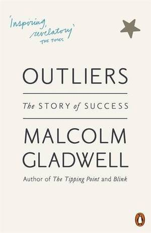 Book cover for Outliers