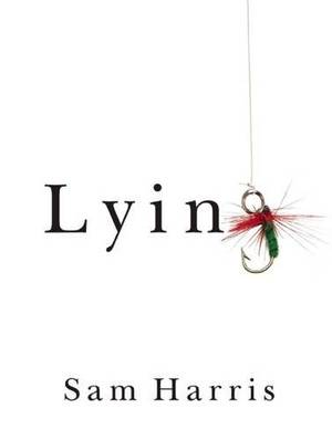 Book cover for Lying