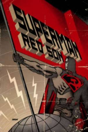 Book cover for Superman: Red Son
